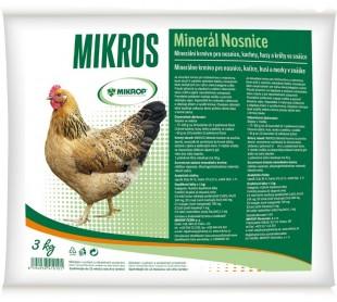 MIKROP Mikros Minerál Nosnice 3kg