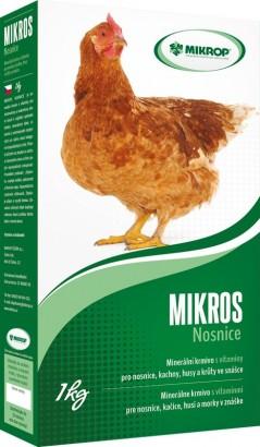 MIKROP Mikros Nosnice 1kg