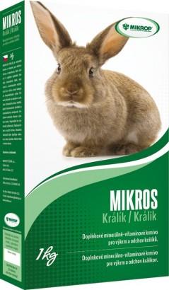 MIKROP Mikros Králík 1kg