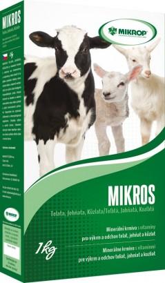 MIKROP Mikros Telata, jehňata, kůzlata 1kg