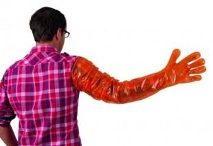Rukavice polyetylén VETbasic 5-prsté vyšetřovací 100ks