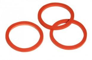 Podložka ventilu 3mm červená