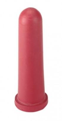 Cucák SUPER 10cm pro kbelík s  X dirkou červený