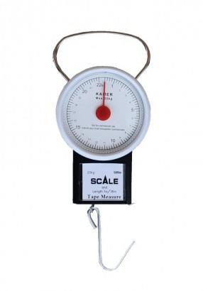 Rybářská váha s metrem 20kg
