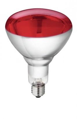 Infražárovka PHILIPS červená