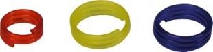 Spirálový kroužek pro drůbež 18mm