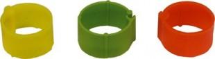 Zámkový kroužek pro slepice 16mm