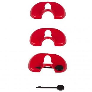 Brýle proti kanibalismu drůbeže(100)
