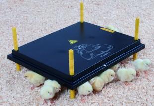 Výhřevný panel HEN pro kuřata 50W