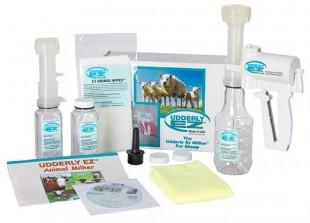 Odsávačka mléka pro ovce - set
