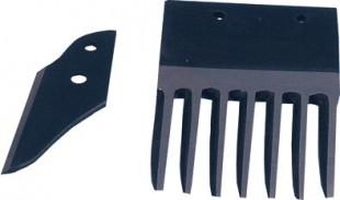 Nože náhradní pro strojek jednoruč