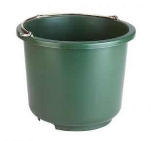 Vědro plastové PP 12 l zelené