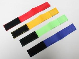 Páska suchý zip pro jalovice-různé barvy(10)