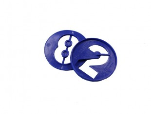 Číslo NASCO 0-9 pro značení dusíkem 7.5cm