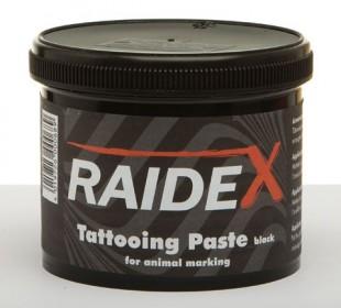 Tetovací pasta RAIDEX 600g černá