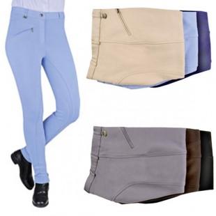 Jezdecké kalhoty HKM Oxford dětské