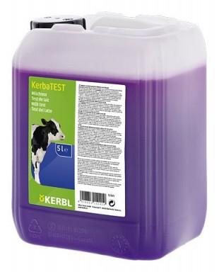 Testovací roztok mléka KERBA test 5ltr.