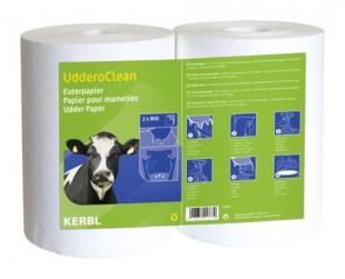 Hygienické papírové utěrky EuroClean - balení 2x800ks