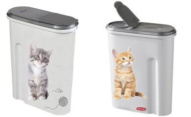Zásobník na krmivo kočky 1,5l