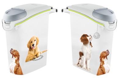 Zásobník na krmivo psi 10kg