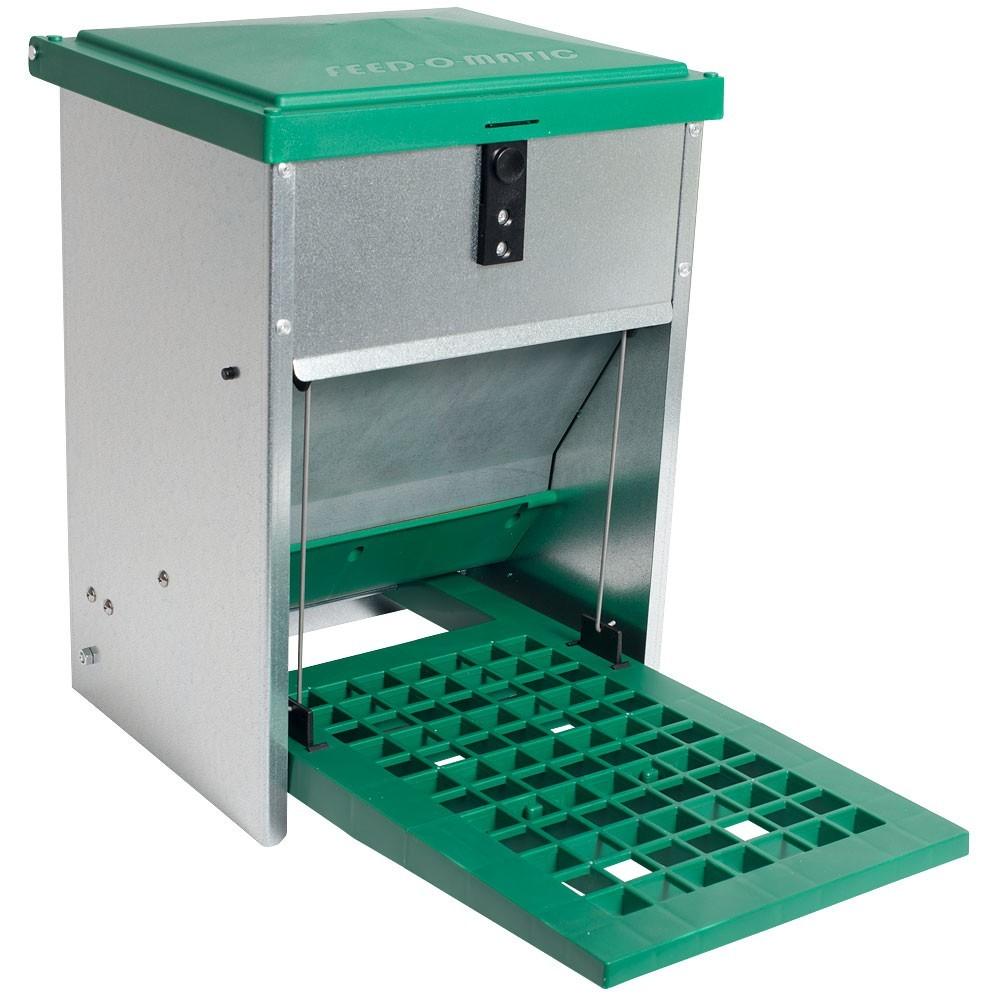 Automat.nášlapné krmítko G-line pro drůbež 5kg