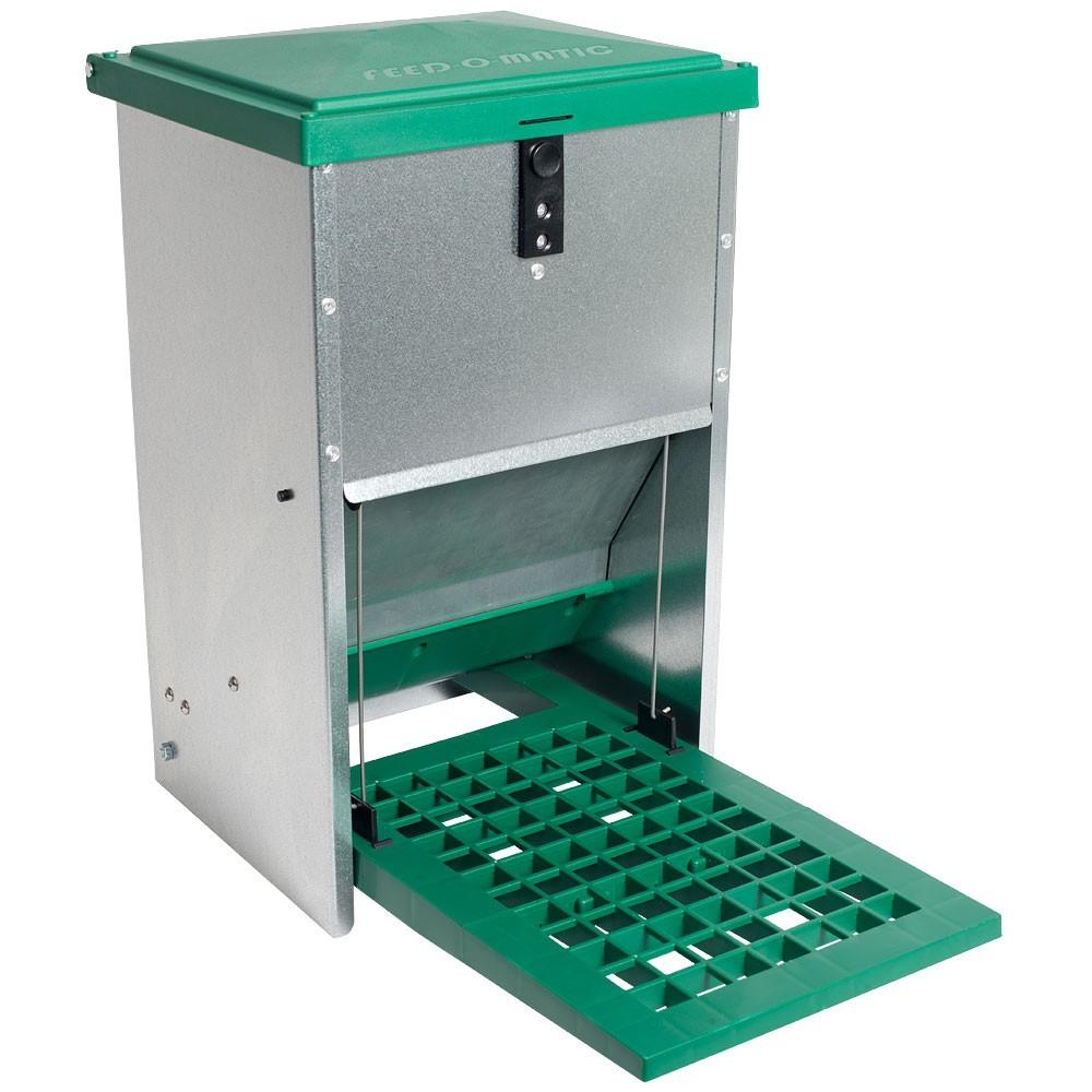 Automat.nášlapné krmítko G-line pro drůbež 8kg