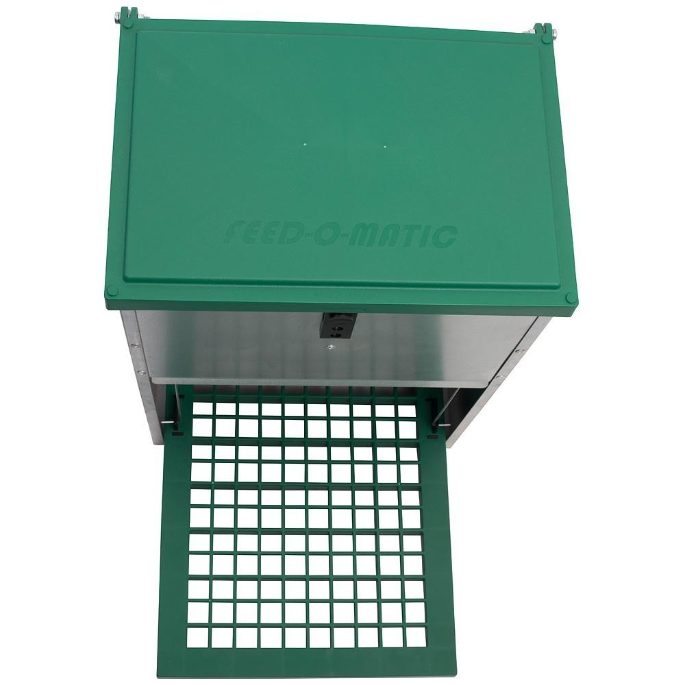 Automat.nášlapné krmítko G-line pro drůbež  - 2
