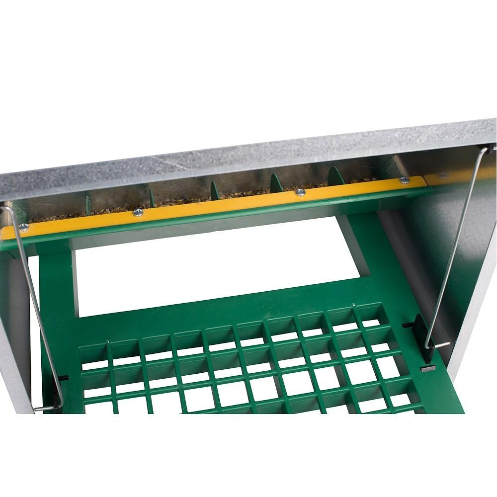 Automat.nášlapné krmítko G-line pro drůbež  - 3