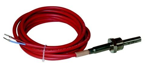 Topné těleso ventilu napáječky 24V/60W, 2,5m kabel  - 1
