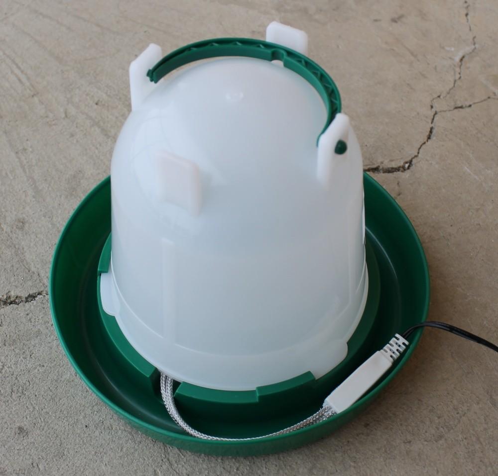 Výhřevný kabel pro malé drůbeží napáječky12V/5W  - 3