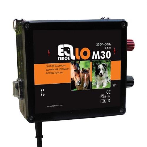 Elektrický ohradník ELLOFENCE M30 0,3J  - 1