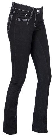 Jezdecké kalhoty COVALLIERO Basic Plus 40|černé