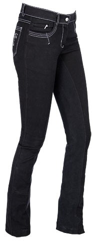 Jezdecké kalhoty COVALLIERO Basic Plus 46 černé