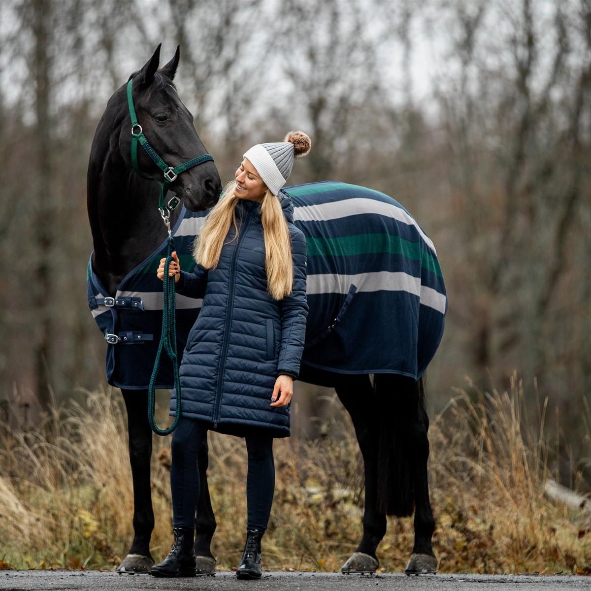 Jezdecký 3/4 kabát HORZE Charlotte  - 4