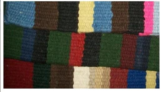 Westernová deka FOGBOW, 90 x 85 cm, různé barvy  - 2