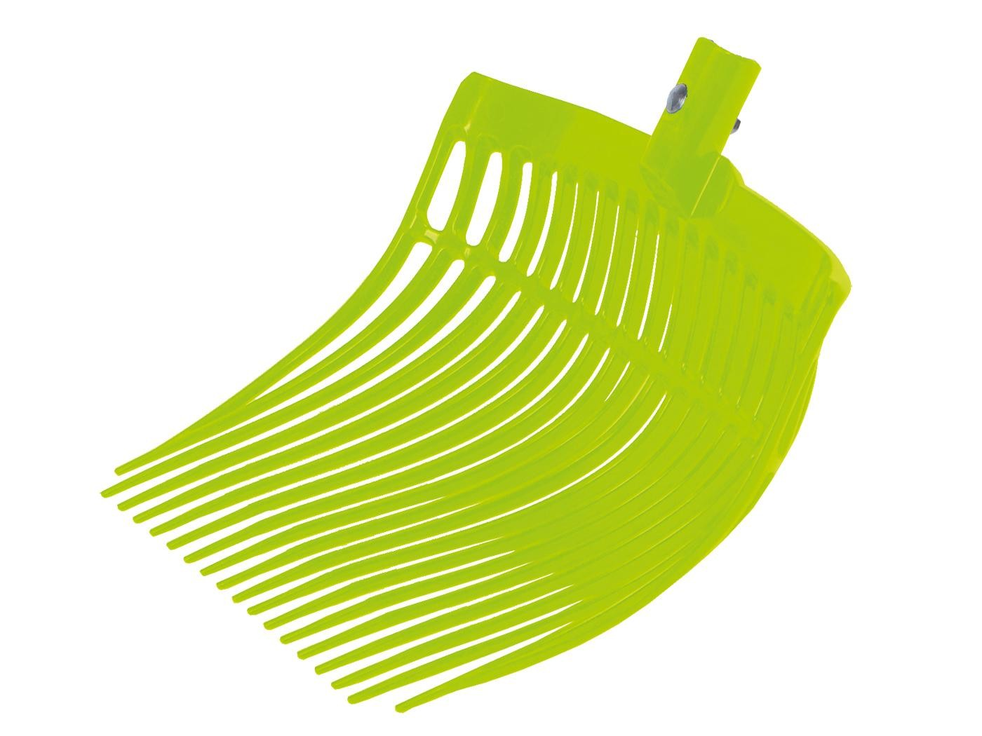 Mistovací vidle SOLID plastové sv.zelené
