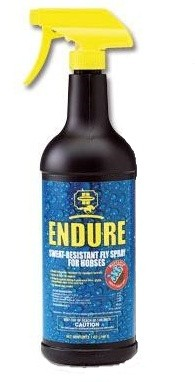 FARNAM Endure Sweat-Resistant Fly Repelent 946ml