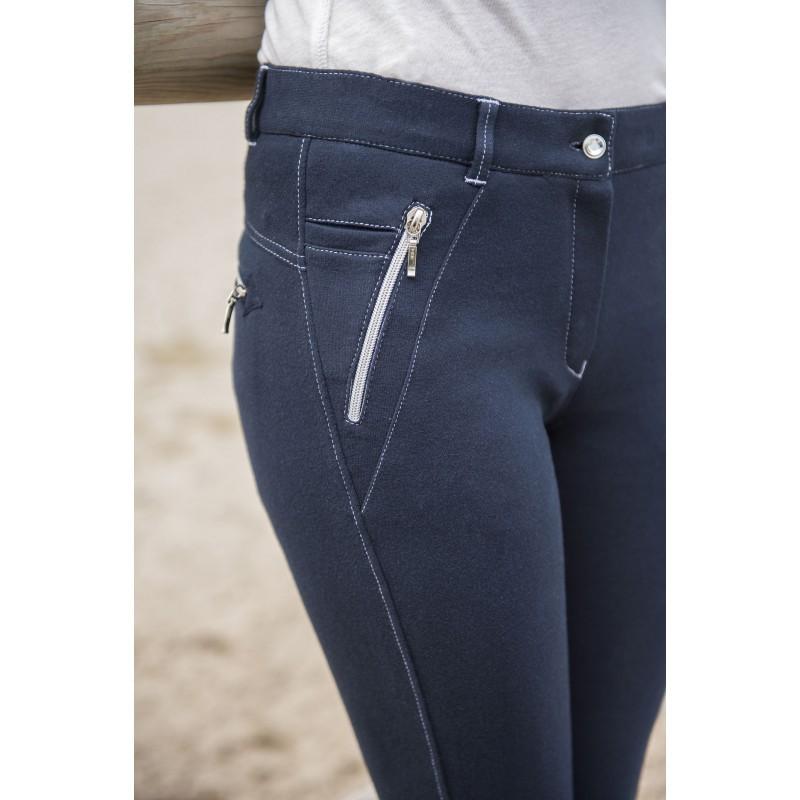 Jezdecké rajtky E-T Zipper dámské  - 3