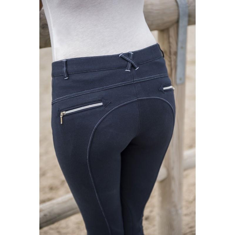 Jezdecké rajtky E-T Zipper dámské  - 4