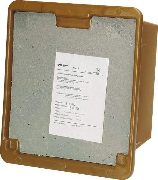 Minerální liz MIKROP ML-7 10kg
