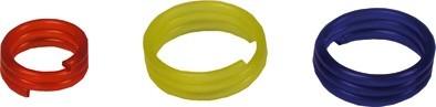 Kroužek spirálový pro kachny/krůty 22mm