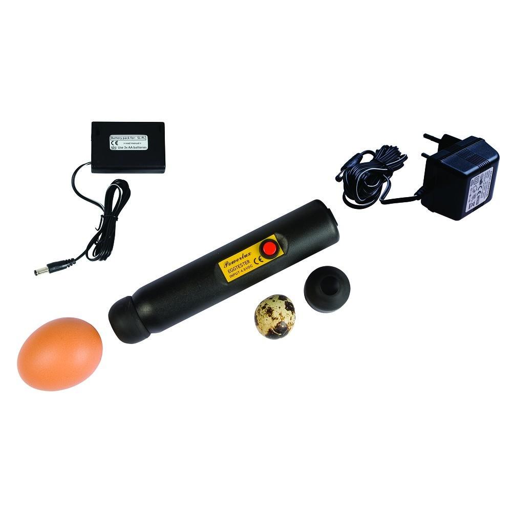 POWERLUX kontrolní LED lampa nalíhnutých vajec  - 1